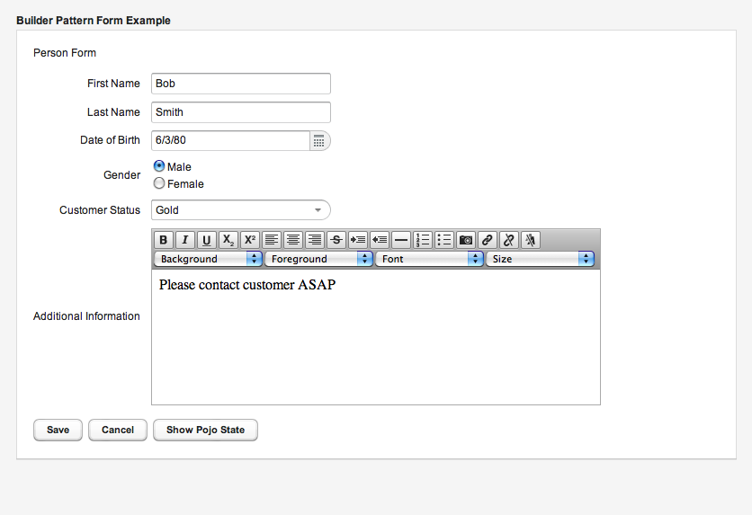Easy form creation with Fluent Builder pattern in Vaadin · Aceevo
